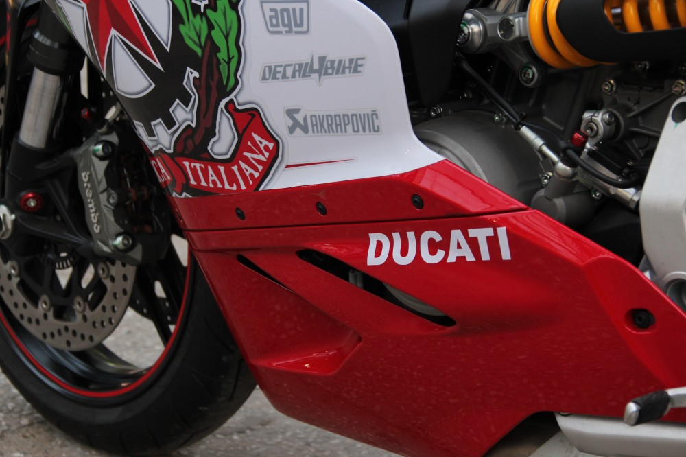 Ducati 899 panigale - decal4bike corsa - 9