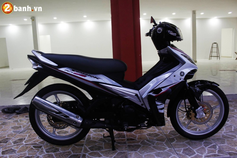 Exciter 135 dọn theo phong cách spark 135i - 1
