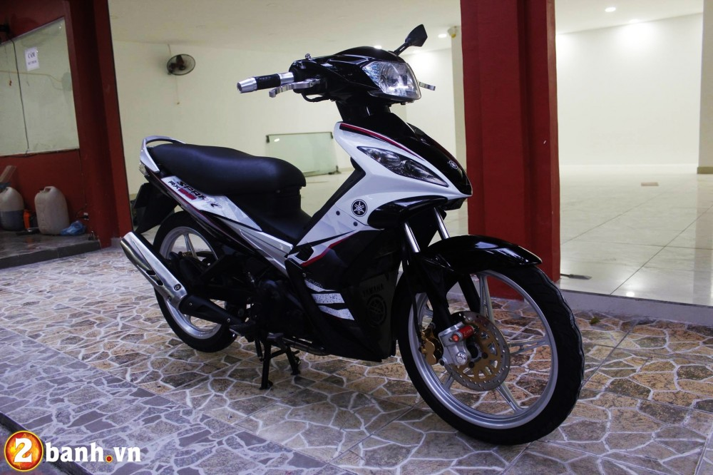 Exciter 135 dọn theo phong cách spark 135i - 2