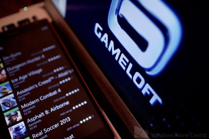 Gameloft giảm giá 50 9 windows phone games - 1
