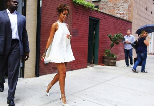 Nicki minaj rihanna khoe phong cách ở new york fashion week - 3