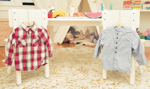 tủ đồ hàng hiệu của cô bé 3 tuổi - 9