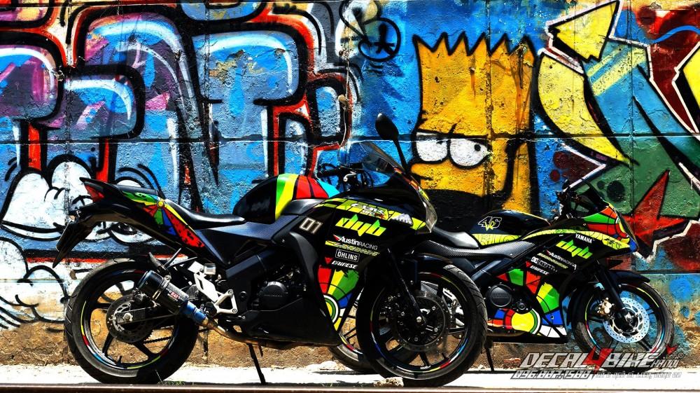 Yamaha r15 - 7