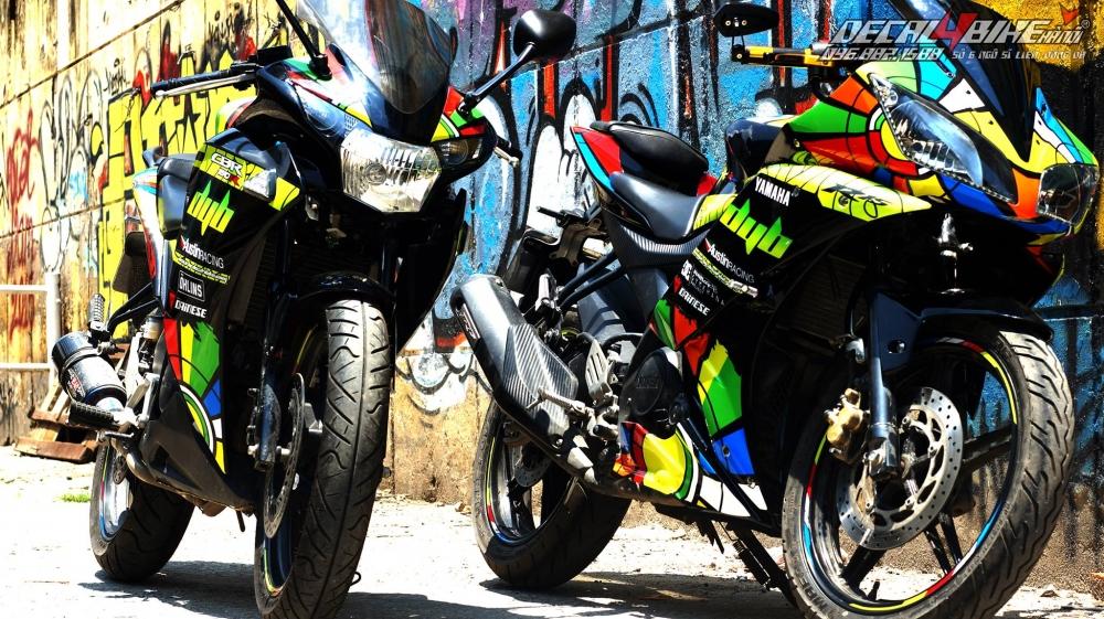 Yamaha r15 - 9