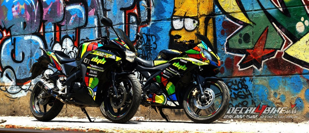 Yamaha r15 - 10