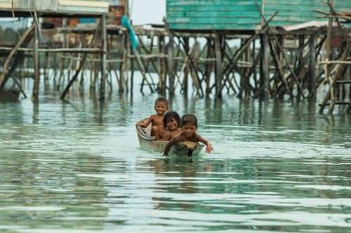 Bộ tộc người cá ở malaysia - 4
