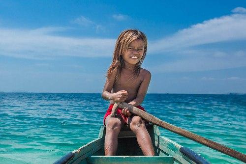 Bộ tộc người cá ở malaysia - 5