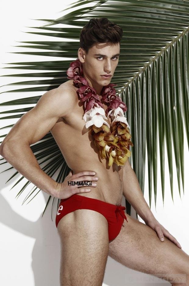 Bodywear sành điệu cho mùa Xuân hè 2013
