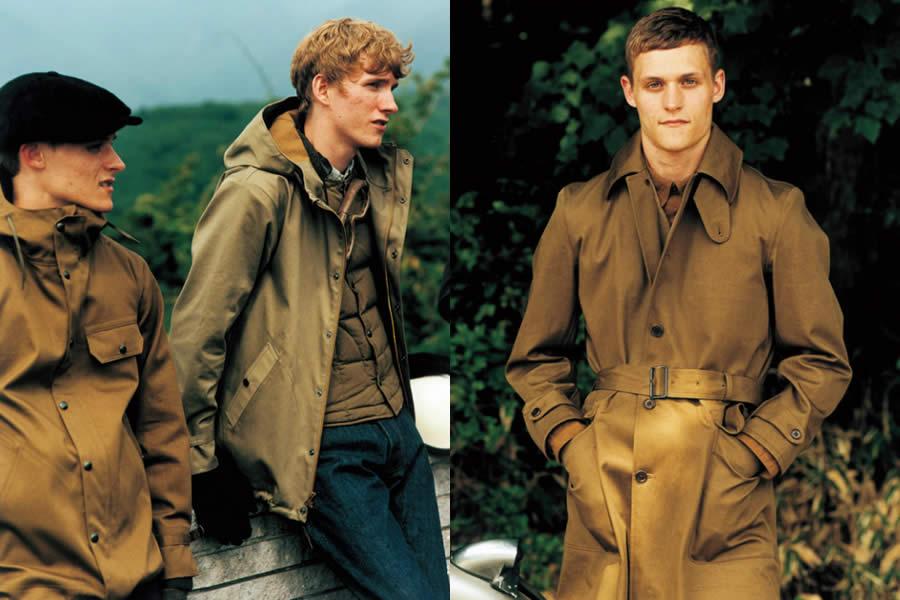 BST thời trang nam thu đông của PHIGVEL Makers Co.