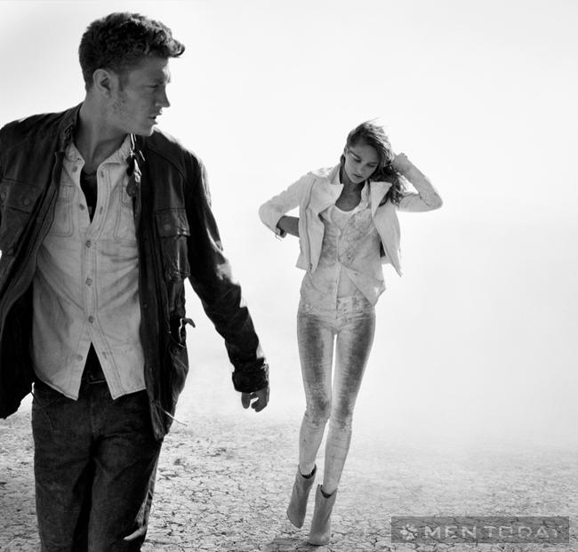 Bụi bặm với trang phục nam thu đông 2013 của true religion - 3