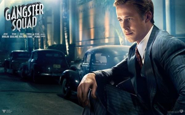 Cách tạo kiểu tóc vintage như Ryan Gosling trong Gangster Squad