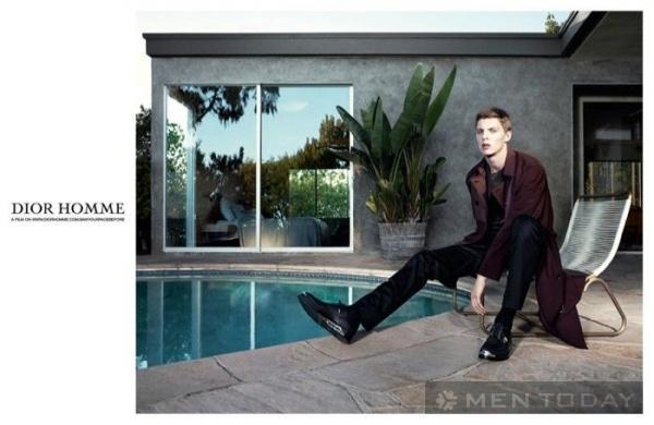 Chiến dịch thời trang nam xuân hè 2014 từ dior homme và hermès - 4