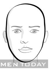 Chọn kiểu tóc nam phù hợp với gương mặt - 2