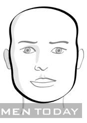 Chọn kiểu tóc nam phù hợp với gương mặt - 3