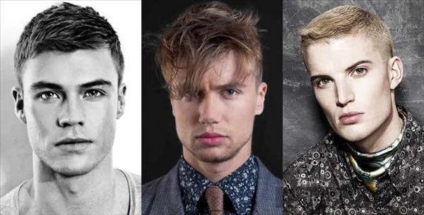 Chọn kiểu tóc nam phù hợp với gương mặt - 4