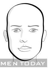 Chọn kiểu tóc nam phù hợp với gương mặt - 5