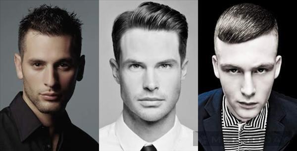 Chọn kiểu tóc nam phù hợp với gương mặt - 6