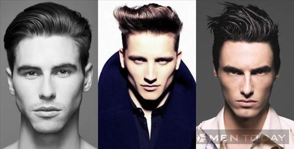 Chọn kiểu tóc nam phù hợp với gương mặt - 13