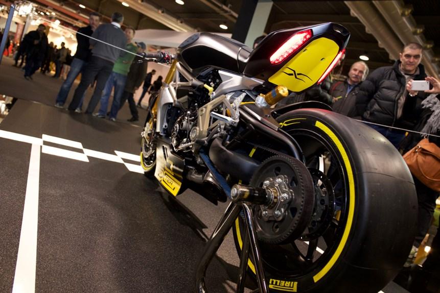 Ducati draxter concept phiên bản đua drag race của ducati xdiavel 2016 - 5