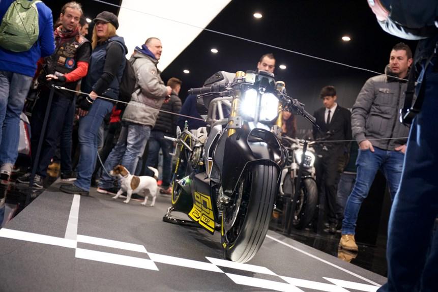 Ducati draxter concept phiên bản đua drag race của ducati xdiavel 2016 - 6