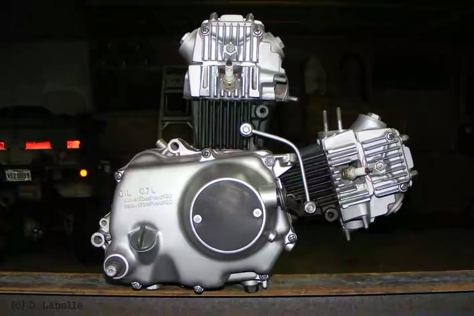 Giấc mơ cục máy ducati cho xe nhỏ đã thành hiện thực sau 5 năm - 3