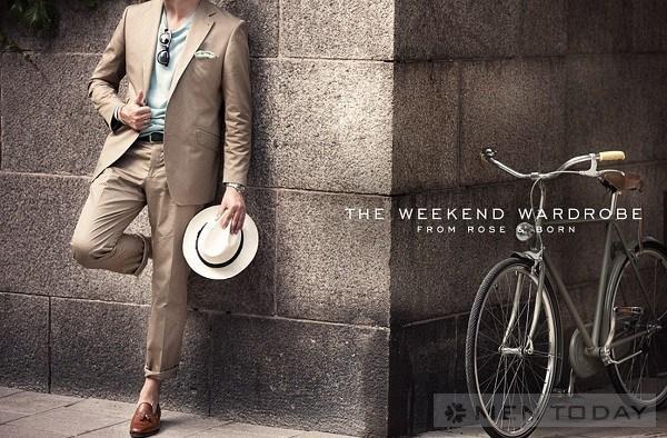 Gợi ý: Trang phục bảnh bao cho cuối tuần thoải mái