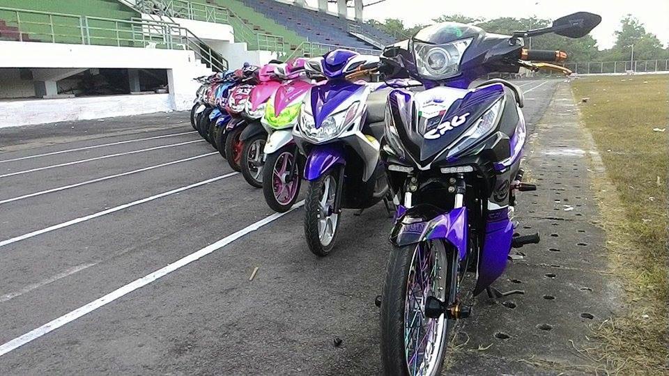 Honda wave rsx 2015 tem đấu độ kiểng độc đáo phong cách exciter của biker đồng nai - 1