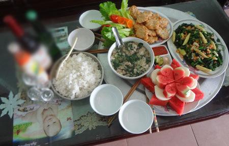 Kết quả tuần 2 cuộc thi bữa cơm gia đình - 2