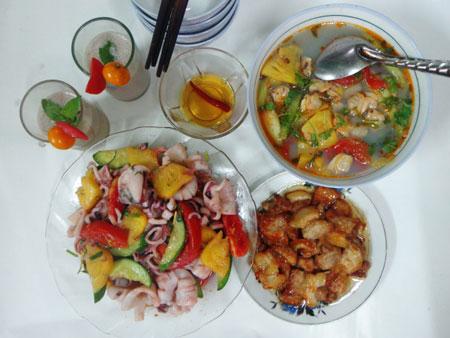Kết quả tuần 2 cuộc thi bữa cơm gia đình - 3