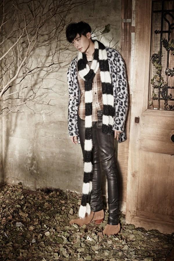 Lee jong suk đa phong cách trên các tạp chí tháng 10 - 10