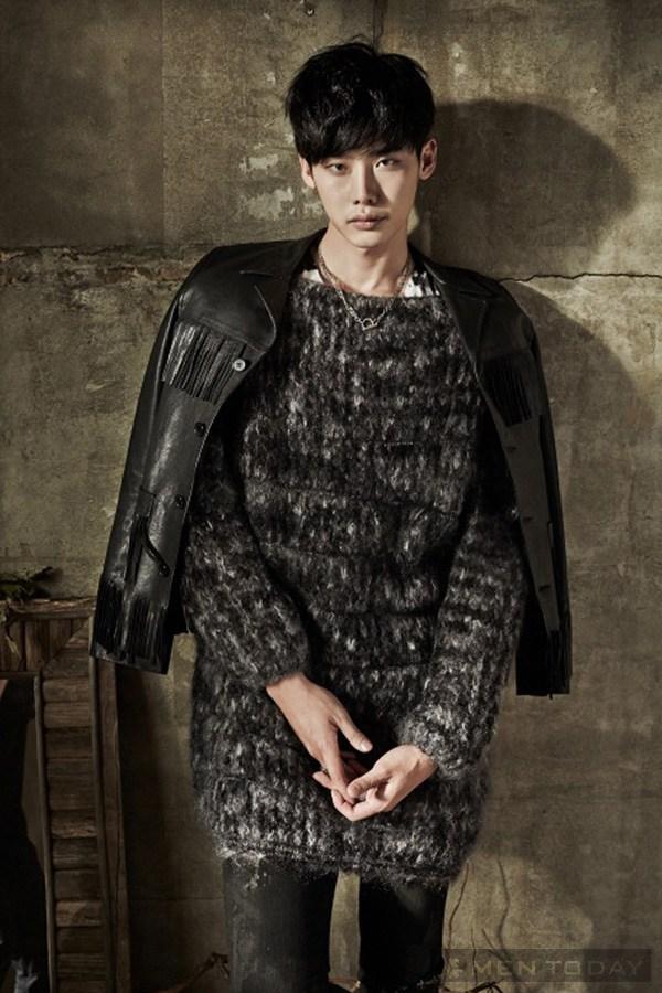 Lee jong suk đa phong cách trên các tạp chí tháng 10 - 11
