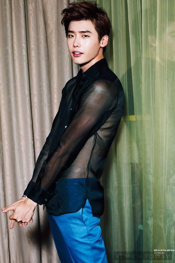 Lee jong suk đa phong cách trên các tạp chí tháng 10 - 27