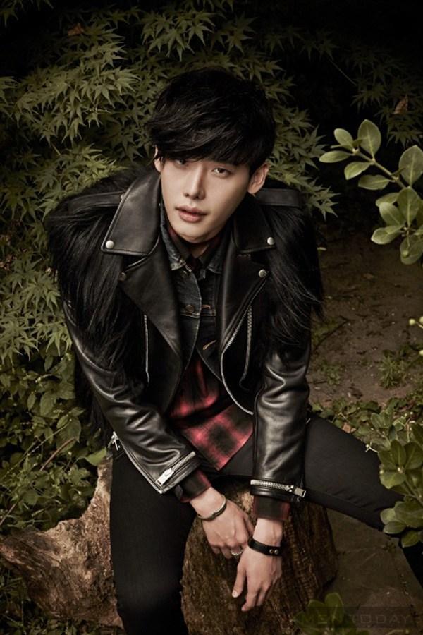 Lee jong suk đa phong cách trên các tạp chí tháng 10 - 8