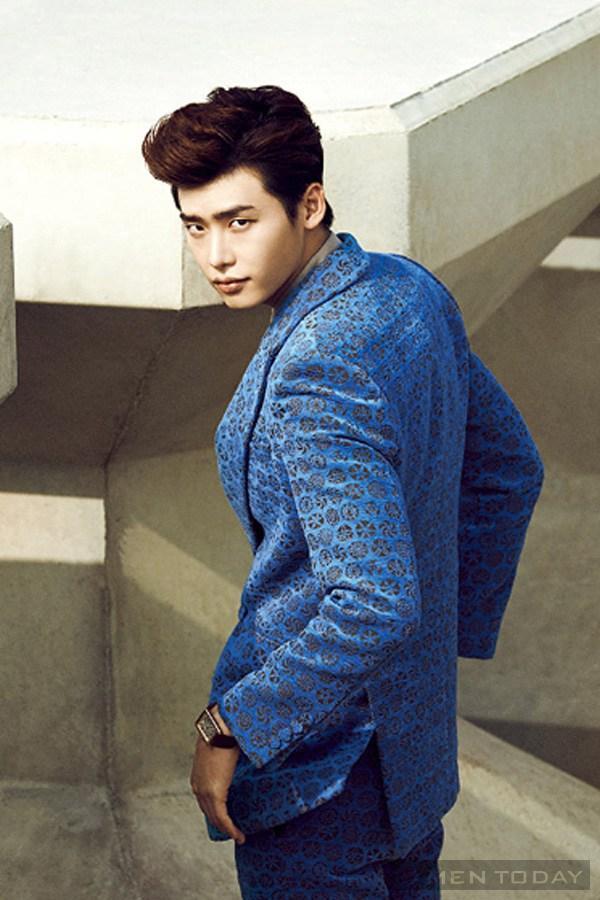 Lee jong suk đa phong cách trên các tạp chí tháng 10 - 32