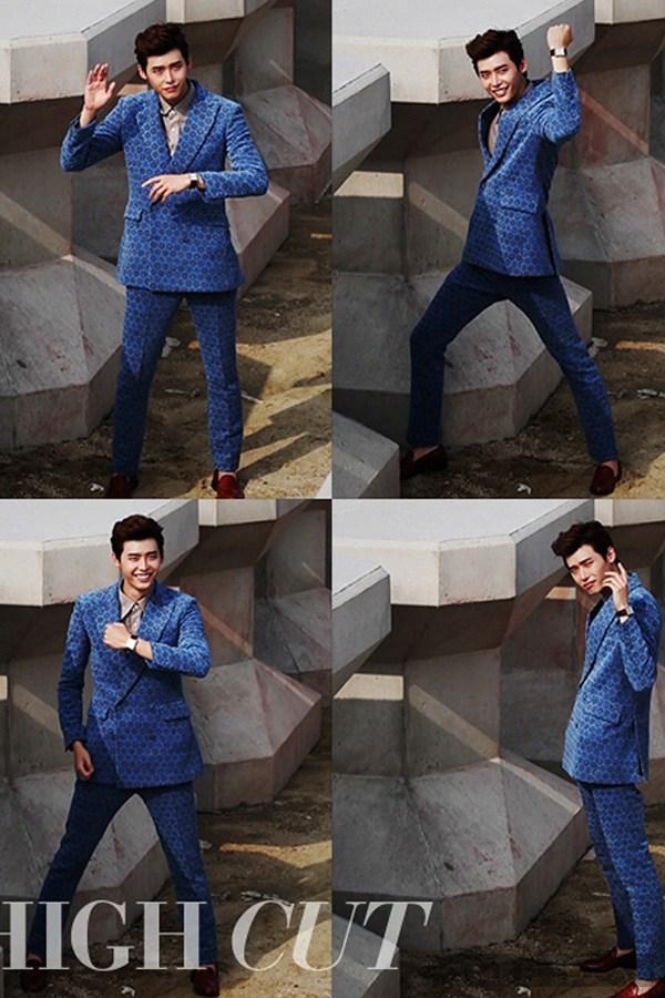 Lee jong suk đa phong cách trên các tạp chí tháng 10 - 33