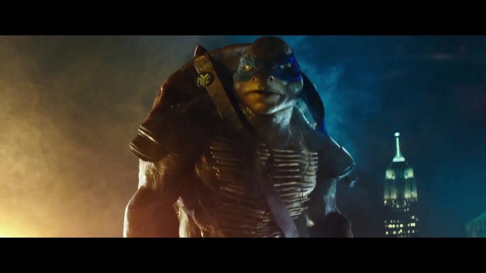Mãn nhãn với trailer bom tấn ninja rùa - 12