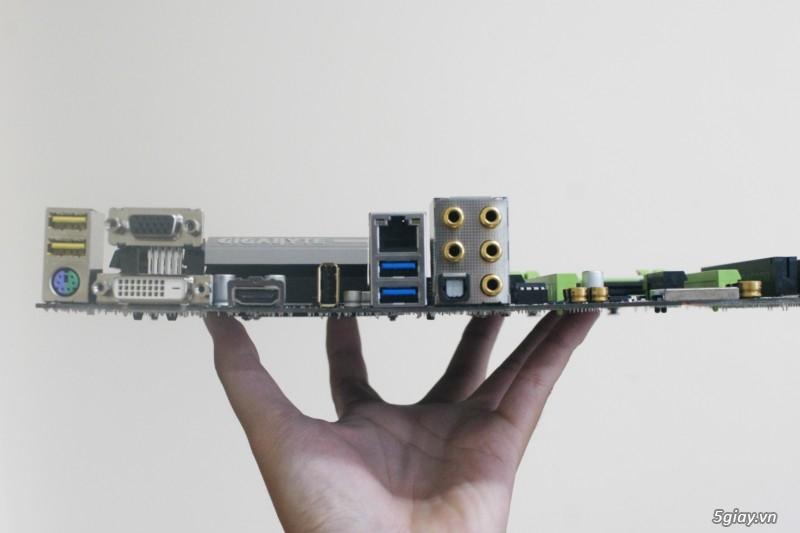 Mở hộp bo mạch chủ gigabyte g1 sniper b6 tiếp nối thành công - 11