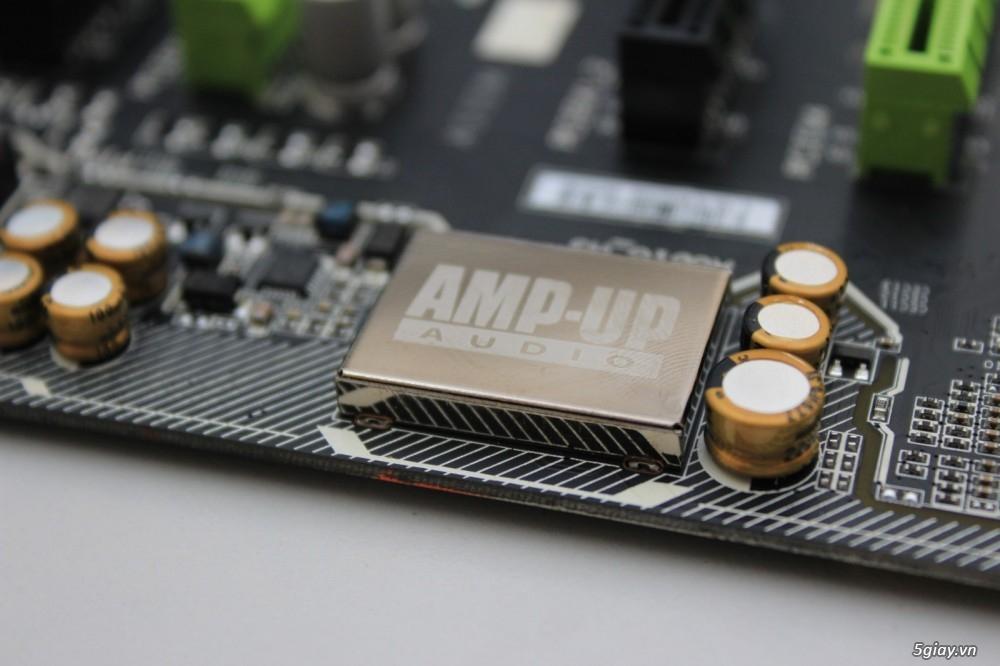 Mở hộp bo mạch chủ gigabyte g1 sniper b6 tiếp nối thành công - 12