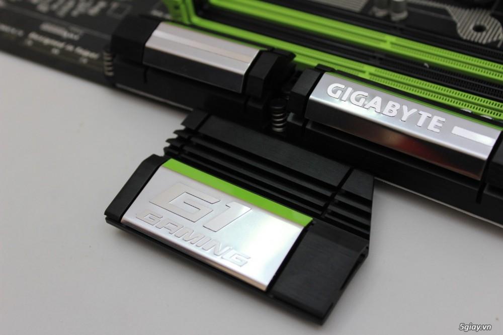 Mở hộp bo mạch chủ gigabyte g1 sniper b6 tiếp nối thành công - 19