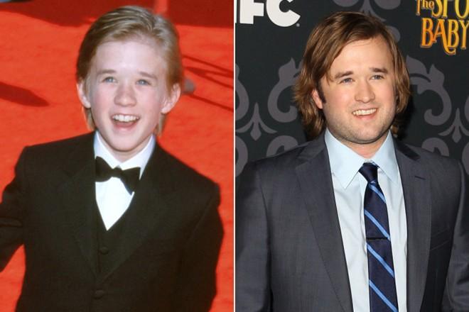 Những ngôi sao không thay đổi gương mặt khi lớn lên - 3