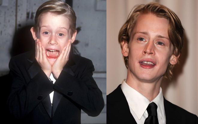 Những ngôi sao không thay đổi gương mặt khi lớn lên - 5