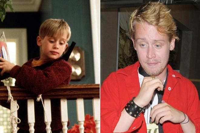 Những ngôi sao không thay đổi gương mặt khi lớn lên - 6