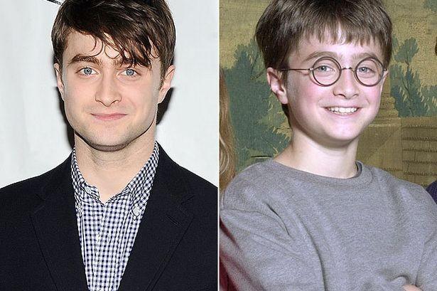 Những ngôi sao không thay đổi gương mặt khi lớn lên - 7