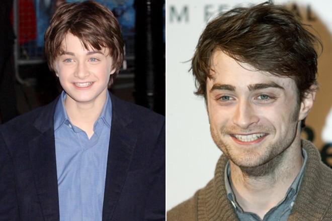 Những ngôi sao không thay đổi gương mặt khi lớn lên - 8