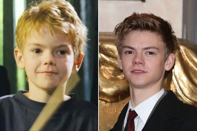 Những ngôi sao không thay đổi gương mặt khi lớn lên - 10