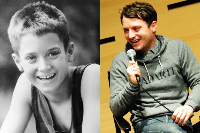Những ngôi sao không thay đổi gương mặt khi lớn lên - 11