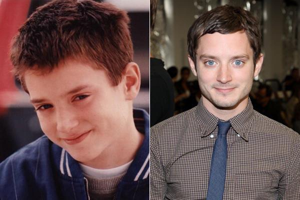 Những ngôi sao không thay đổi gương mặt khi lớn lên - 12