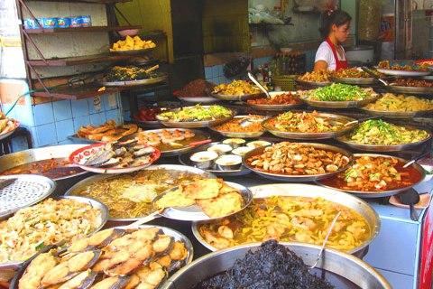 Những thiên đường ăn vặt ở bangkok - 1