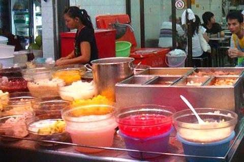 Những thiên đường ăn vặt ở bangkok - 2