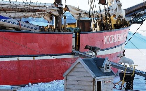 Noorderlicht khách sạn nằm giữa biển băng - 6